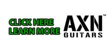 AXN™ Guitars